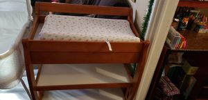 Changing table with drawer for Sale in San Antonio, TX