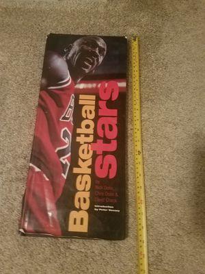 Big Book on NBA Basketball stars for Sale in Belleville, MI