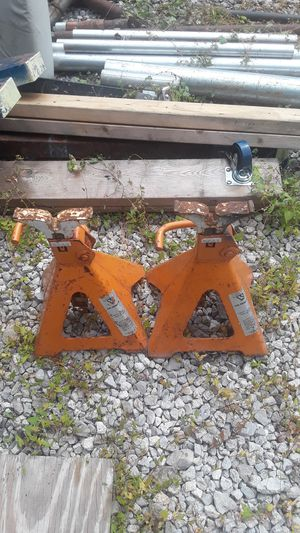 6ton jackstands for Sale in Brunswick, OH