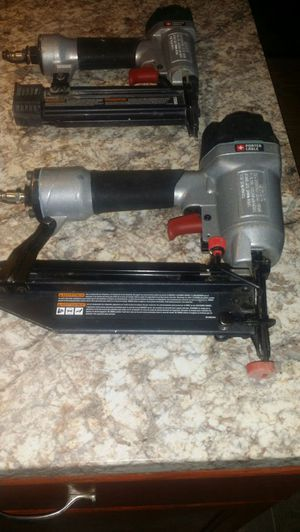 Porta cable finish nail guns for Sale in Columbus, OH