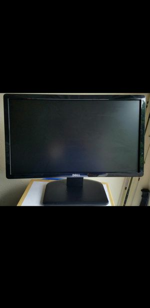 """22"""" DELL Monitor with HDMI Adapter cable and Power supply for Sale in Eugene, OR"""