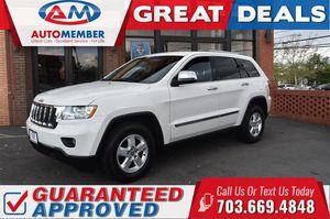 2011 Jeep Grand Cherokee for Sale in Leesburg, VA