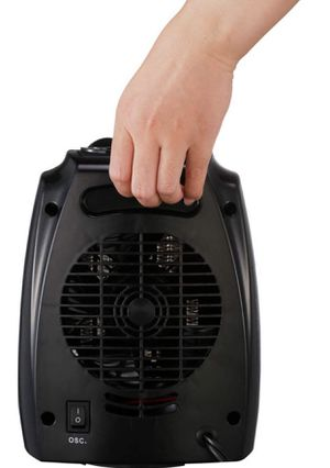 DOIT Ceramic Space Heater with Thermostat,Quiet Personal Mini Electric Ceramic Heater, Over-Heat & Tilt Protection for Sale in San Diego, CA