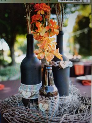 Fall Wedding Centerpieces for Sale in Lodi, CA