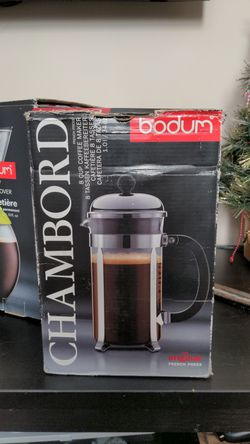 Bodum French Press 8 cup for Sale in Philadelphia,  PA