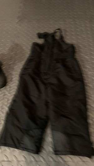 Kids Black Snow pants and boots for Sale in Chicago, IL