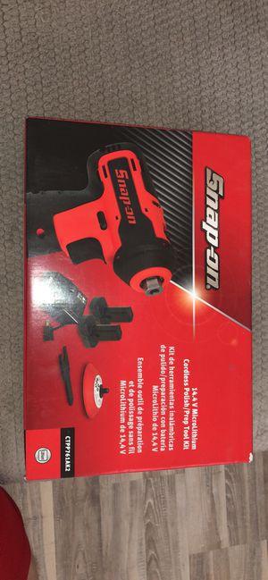 Snap on polish/prep tool kit for Sale in Deltona, FL