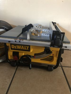 table saw dewalt for Sale in South Gate, CA