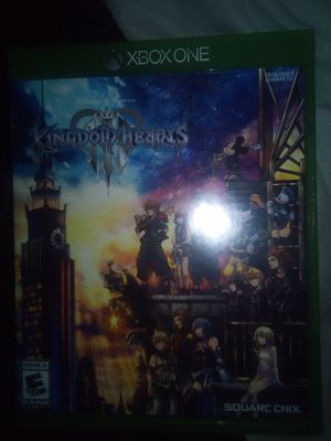 Xbox One Kingdom Hearts 3 for Sale in New Milford, CT