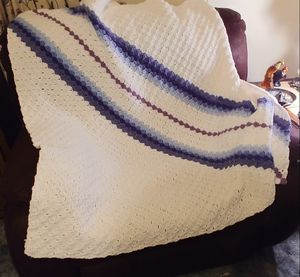 Afghan crocheted for Sale in Kingsport, TN