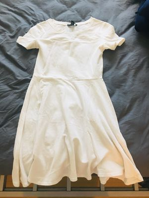 White dress, size small for Sale in Queens, NY