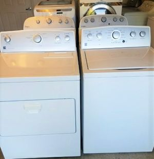 Kenmore Top Load Washer & Electric Dryer Set! Can Deliver Next Day! Have Others! Near Lynnhaven! Military Discount! Se Habla Espanol! $50 Down 90 Day! for Sale in Virginia Beach, VA