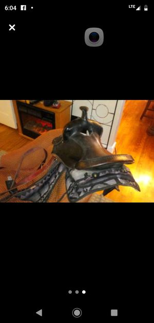 Western Saddle, adult for Sale in Columbia, SC