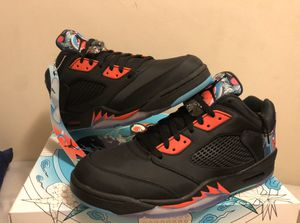 """Air Jordan Retro 5's Low """"Chinese New Years"""" for Sale in Brooklyn, NY"""
