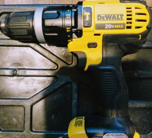 DeWALT 20vXR Hammer drill (tool only) for Sale in North Olmsted, OH