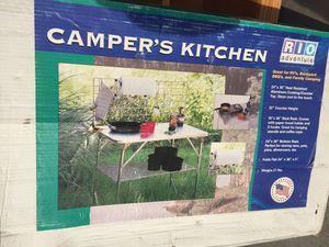 Campers Kitchen Rio Adventures for Sale in San Rafael, CA