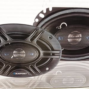 Blaupunkt 4×6 4 way 240 watts car speakers brand new for Sale in Bell Gardens, CA