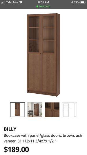 FREE IKEA BILLY bookshelf for Sale in San Francisco, CA