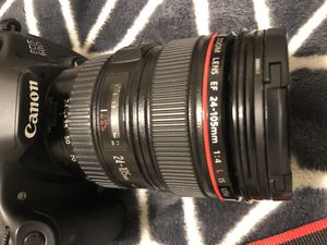 Canon EF 24-105mm f/4l is USM for Sale in Washington, DC