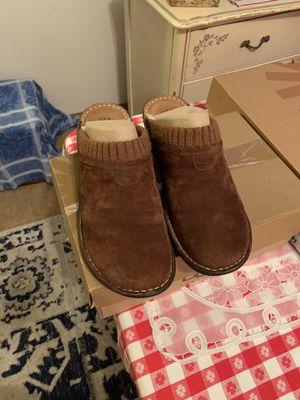 Ugg slip on clog/mule for Sale in Goddard, KS