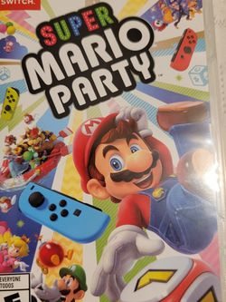 Super Mario Party Nintendo Switch for Sale in Anaheim,  CA