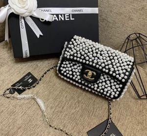 Chanel mini pearl bag for Sale in San Jose, CA