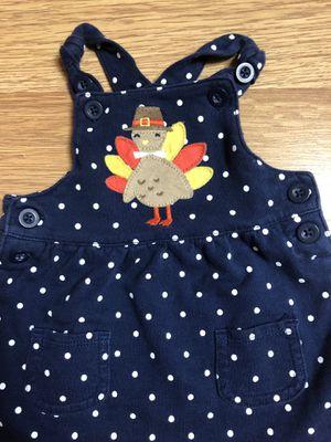 Thanksgiving Turkey Dress size 6 Months for Sale in Las Vegas, NV