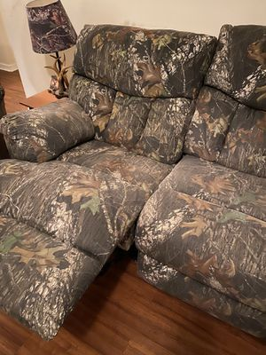 Camouflage Living Room Set for Sale in Tampa, FL