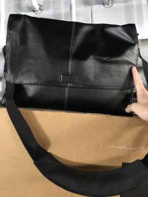 Leather messenger laptop bag for Sale in Santa Monica, CA