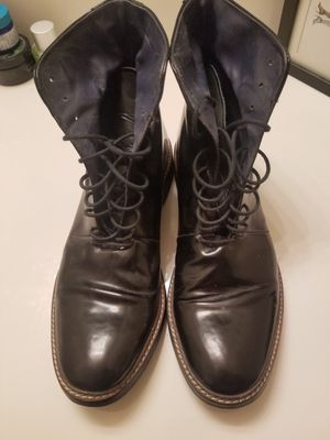 Aldo black dress boots for Sale in Manor, TX