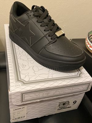 Bape X Adidas AirForce 1 Bapesta's for Sale in Monroeville, PA