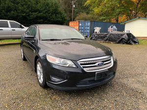2010 Ford Taurus SEL Sedan 4D for Sale in  Issaquah, WA