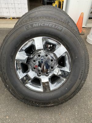 Michelin LTX A/T - 265 70/18 - Whees & Tires for Sale in Index, WA