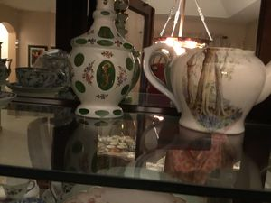 Huge antique glass sale starting this weekend for Sale in Orlando, FL