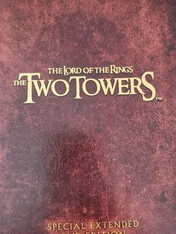 Lord Of The Rings Box Set for Sale in Summerfield,  FL