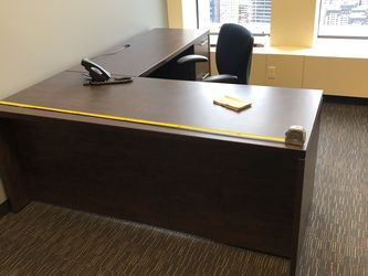 Three Large Office Desk for Sale in Seattle,  WA