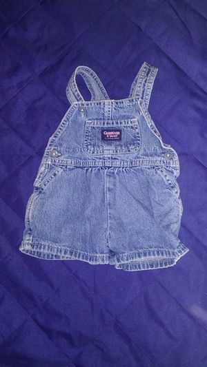 SZ 6 mos bib overalls for Sale in Kimberly, WI