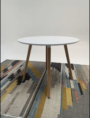 Round Metal & Wood Dining Table ONLY for Sale in Orange, CA