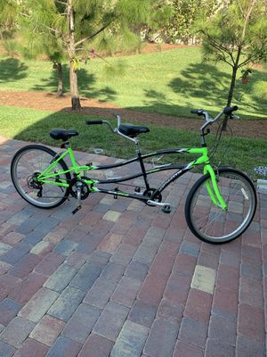 Bike 2 - person Tandem 18 - speed for Sale in Lake Worth, FL