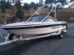 '99 Mastercraft V drive wakeboard, ski and wake surf boat for Sale in Paso Robles, CA