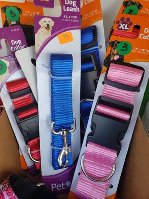 Collars and leashes for Sale in Stockton, CA