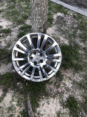 17' in Chrome Rim's for Sale in Tampa, FL