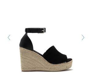 Steve Madden Platform Wedge Espadrille Sandal. Size 7.5 for Sale in Las Vegas, NV
