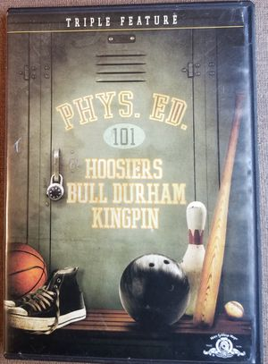 Phys ED. 101 3 dvd movie set for Sale in Three Rivers, MI