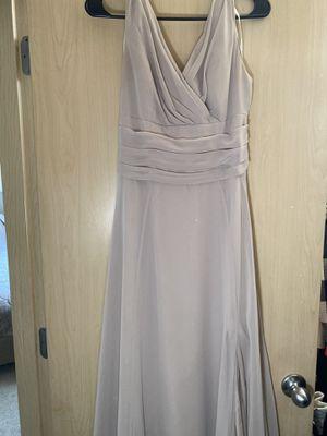 David's Bridal Dress (size 4) for Sale in Tacoma, WA