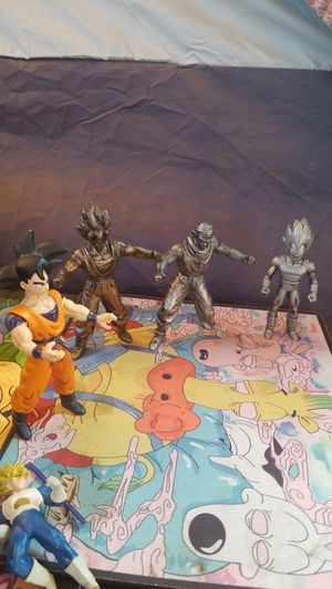 Dbz action figures (collectibles) for Sale in Pico Rivera, CA