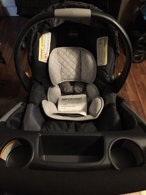 Chicco viaro car seat stroller travel system NO BASE retail 399 $80 FIRM new for Sale in Vinton, VA
