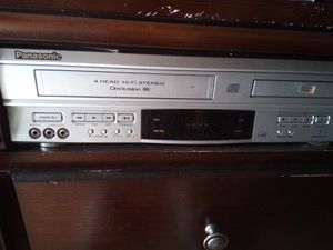 Panasonic VCR/DVR Combo! for Sale in Prospect, CT