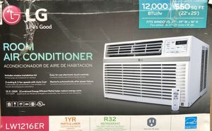Air Conditioner by LG...12, 000 BTU/hr for Sale in Merced, CA