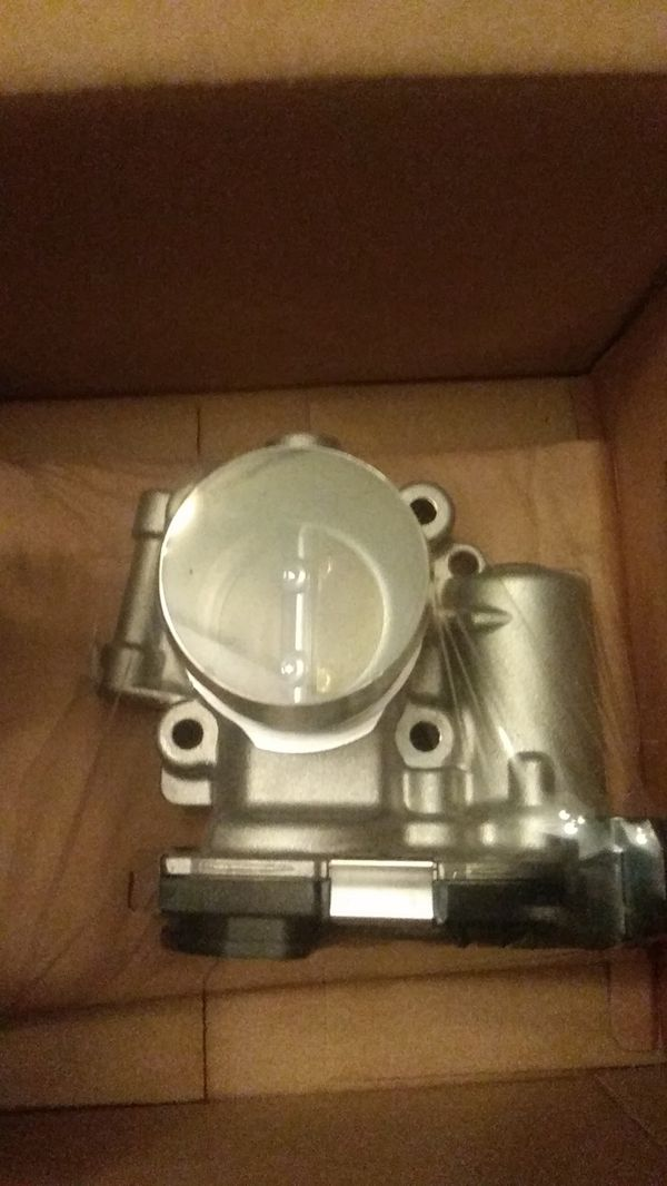 2011 Chevy cruze throttle body